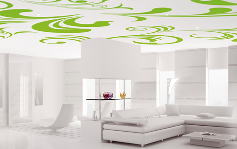 plafond tendu. Black Bedroom Furniture Sets. Home Design Ideas